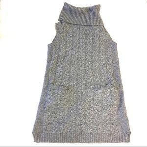 J. Crew Crewcuts Girls Wool Blend Cable Dress